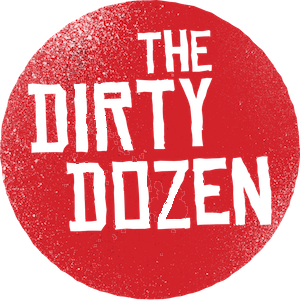 The Dirty Dozen Logo