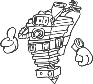 3D2Real Logo