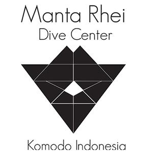 Manta Rhei Dive Center Logo