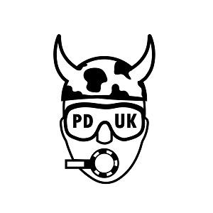 ProDiveUK Logo