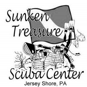 Sunken Treasure Scuba Center Logo