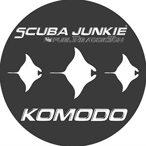 Scuba Junkie Komodo Logo