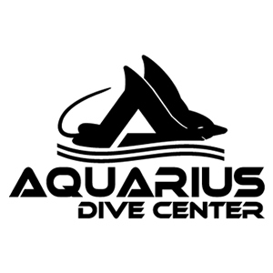 Aquarius dive center Tenerife Logo