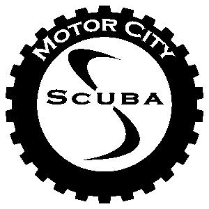 Motor City Scuba Logo