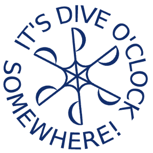 Dive o'clock Logo