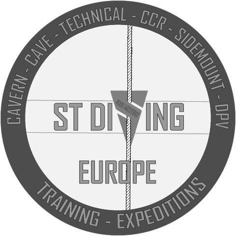 ST DIVING EUROPE Logo