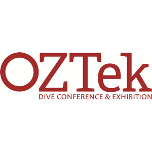 OZTek Advanced Diving Conference & Exhibition Logo