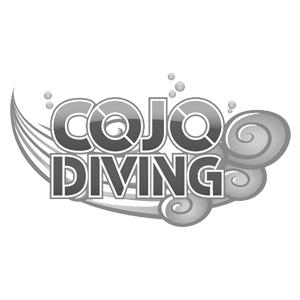 COJO Diving Logo