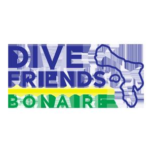 Dive Friends Bonaire Logo