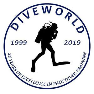 Diveworld Logo