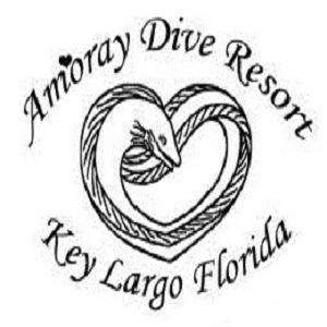 Amy Slate's Amoray Dive Resort Logo