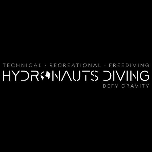 Hydronauts Diving Logo