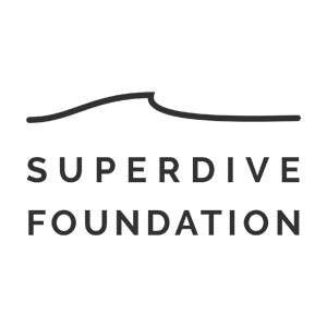Superdive Foundation Logo