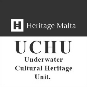 Heritage Malta Underwater Cultural Heritage Units Logo