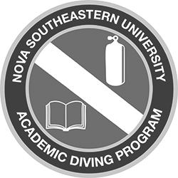 Nova Southeastern University Academic Diving Program Logo